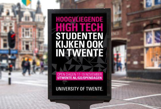 Universiteit Twente open dagen