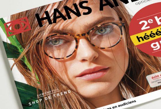 Hans Anders marktleider